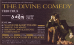 2004 tour advert